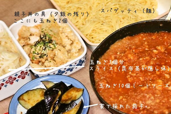 玉ねぎ料理