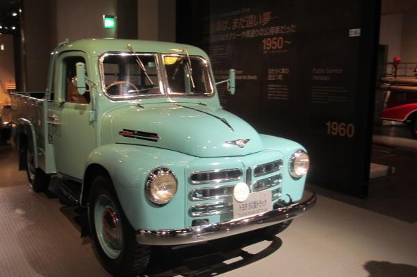 トヨタSG型トラック