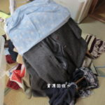 捨てられないとあきらめていた義母の洋服箪笥を断捨離