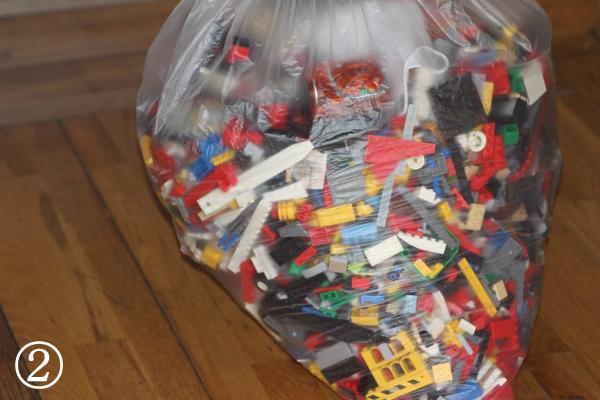 レゴ断捨離