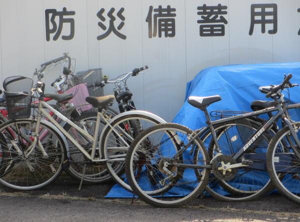 自転車粗大ごみ