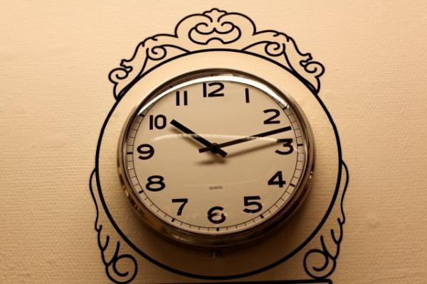時間の使い方