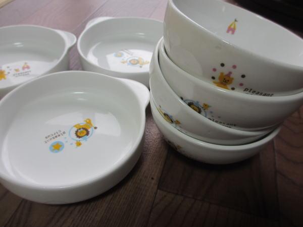 100円ショップ食器