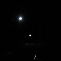 夜道 街頭