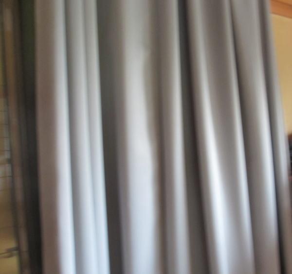 防炎カーテン