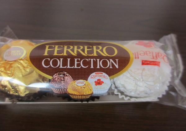 チョコレート フェレロ