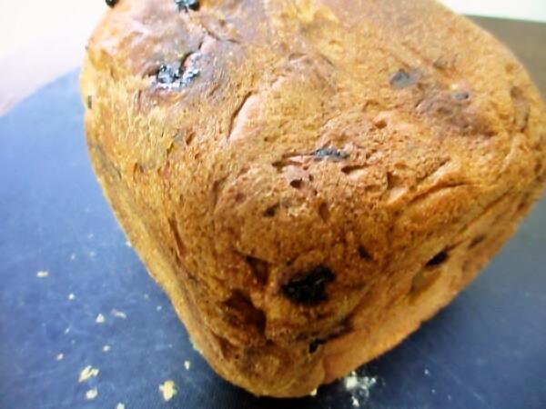 クルミとブルーベリーのパン