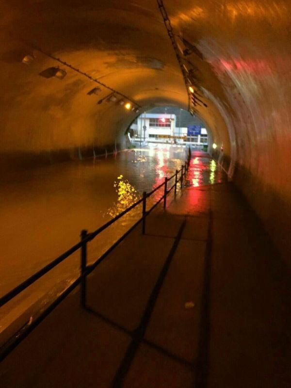 下呂少ヶ野トンネル