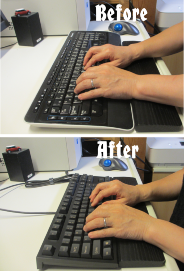 beforeafterキーボード