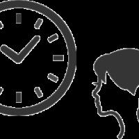 時間と女性
