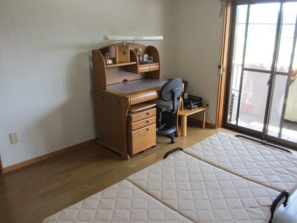 高校生男子の部屋