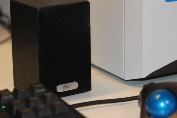 サンワ パソコンスピーカー