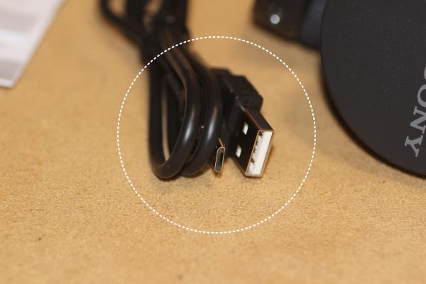 ワイヤレスヘッドフォン充電