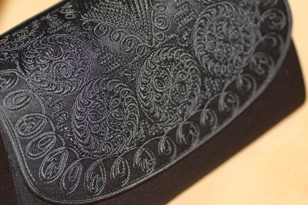 イワサコード刺繍バッグ