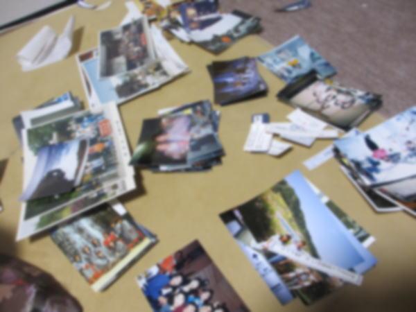 写真の整理整頓