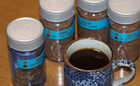 ネスカフェ 香味焙煎 円やかジャガーハニー ブレンド
