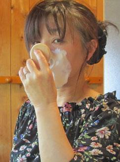 ALTY洗顔ブラシ使用感