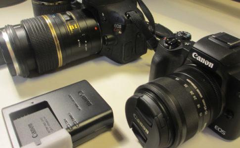 デジタルカメラ、デジイチ