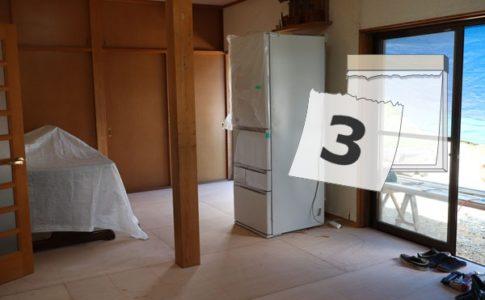 キッチンリフォーム3日目