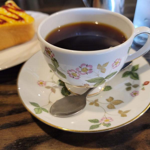 カフェのハッシュタグ