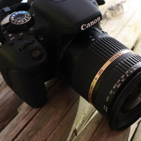 カメラのハッシュタグ