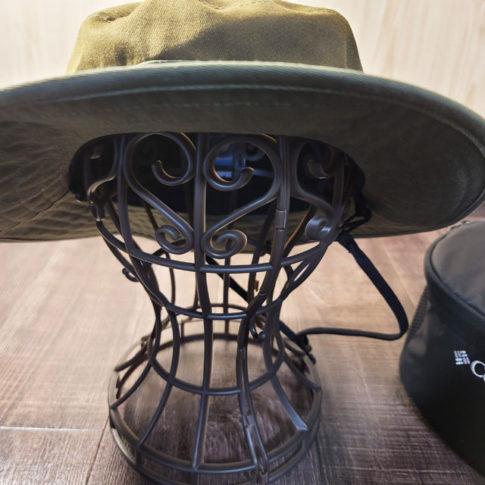 トレッキング用にColumbia(コロンビア)Sickamore (シッカモアブーニー)帽子